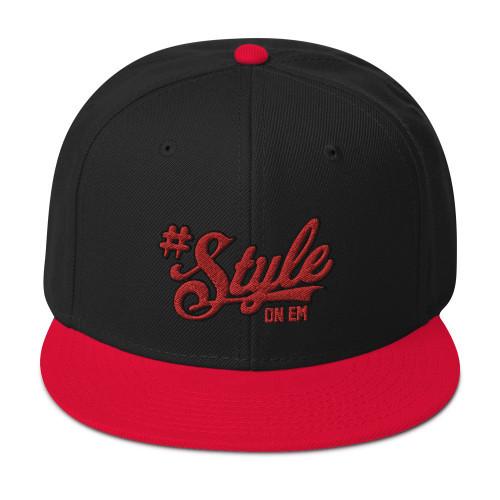 #StyleOnEm Snapback